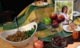 Apple and Chestnut Stuffing