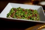 Braised Spring Peas