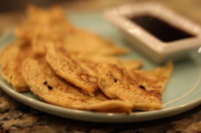 Paleo Kimchi Pancake