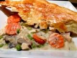 Italian Chicken Pot Pie