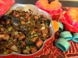 Italian Sausage and Mushroom Stuffing