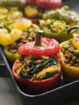 Loaded Stuffed Peppers