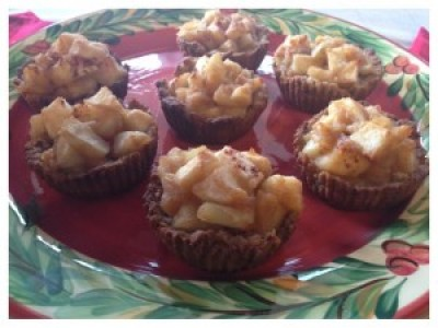 Mini Apple and Pear Pies