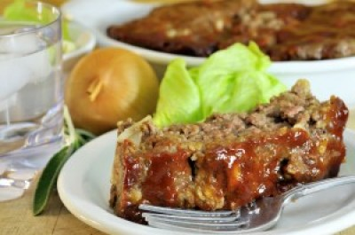 Slow Cooker - Mom's Italian Meatloaf