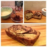 Paleo Chocolate and Cinnamon Banana Bread