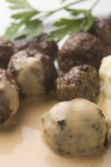 Paleo Swedish Meatballs