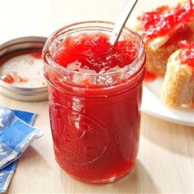 Pineapple-Rhubarb Jam