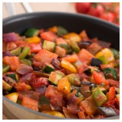 Sautéed Vegetables Italian Style