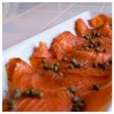Smoked Salmon Platter