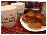 Paleo Apple Cinnamon Donuts