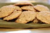 Paleo Apple and Coconut Cookies