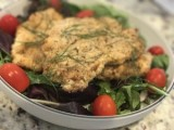 Baked Chicken Cutlets