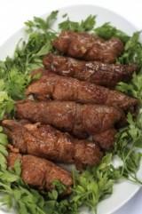 Italian Style Beef Olives (Bragioli)