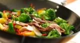 Beef and Vegetables Stir Fry