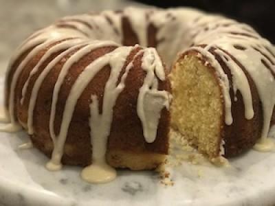 Buttermilk Breakfast Cake