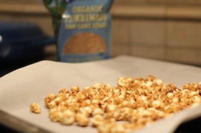 Paleo Carmel Popcorn