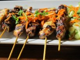 Chicken Skewer Satay