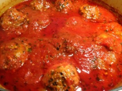 Cindy's Paleo Italian Meatballs