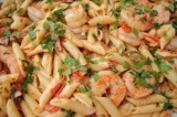Creamy Seafood Pasta