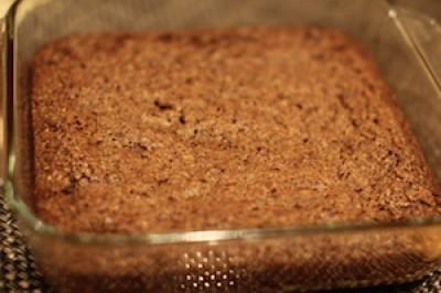Hazelnut Chocolate Chip Brownies