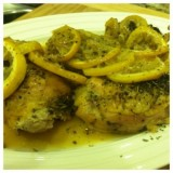 Italian Chicken Thighs with Lemon
