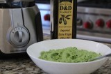 Baby Kale and Pea Pesto