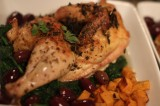 Oregano Roasted Split Chicken Dinner