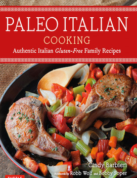 Cindy's Cookbook - Paleo Italian Cooking
