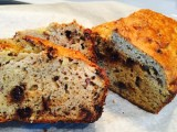 Paleo Banana Chocolate Chip Bread