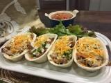 Pork Tacos with a Summer Salsa