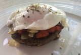 Portobello, Veggies and Egg