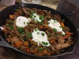 Pulled Pork Breakfast Hash