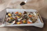 Roasted Vegetables with a Reduced Balsamic