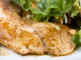 Pan Sauté Tilapia with a Side Salad