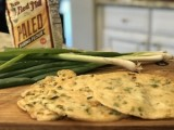 Paleo Scallion Pancakes
