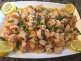 Easy One-Pot Shrimp Scampi