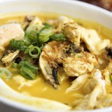 Chicken Laksa Soup