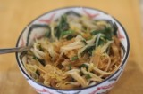 Spicy Vegetarian Pad Thai