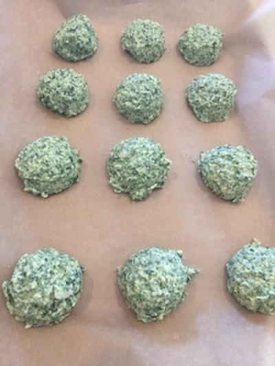 Artichoke and Spinach Balls