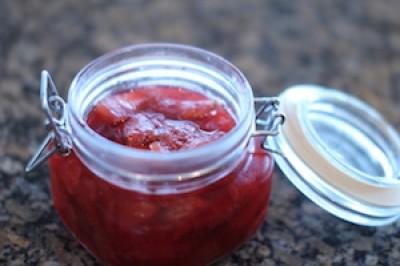 Strawberry and Apple Jam