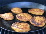 Spicy Sweet Potato Cakes
