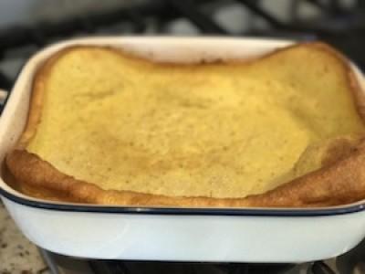 Turmeric Paleo Yorkshire Pudding