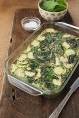 Tuscan Vegetable and Herb Baked Omelet