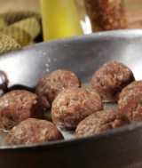 Veal Stuffed Meatballs