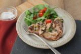 Veal Medallions with a Tuna and Caper Sauce