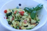 Vegetable Egg Scramble (HEW approved)