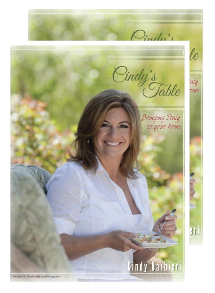 Cindys Cookbook