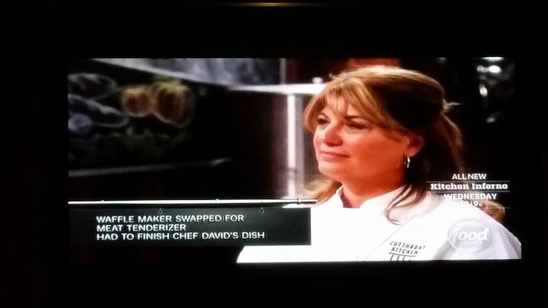 cindy on cutthroat kitchen food network - Cutthroat Kitchen